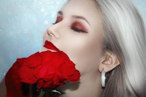 lovely woman girl