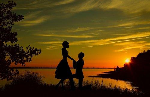 lovers  couple  love