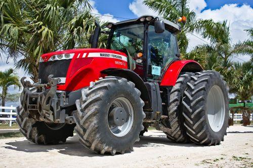 low angle tractor big