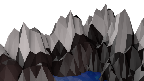 low poly low poly