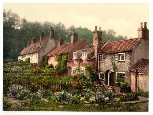 Lowestoft England Houses