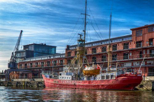 lübeck port harbour cruise