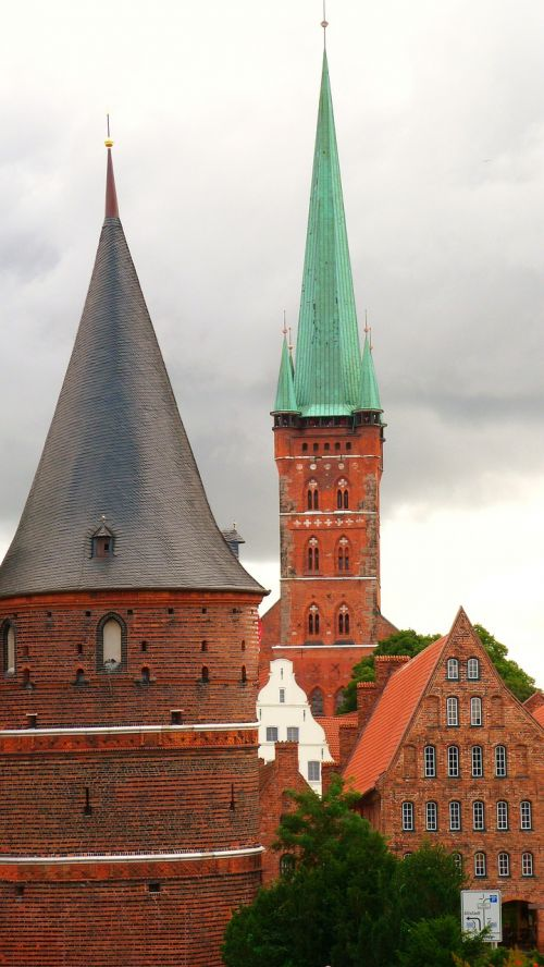 lübeck hanseatic league gothic