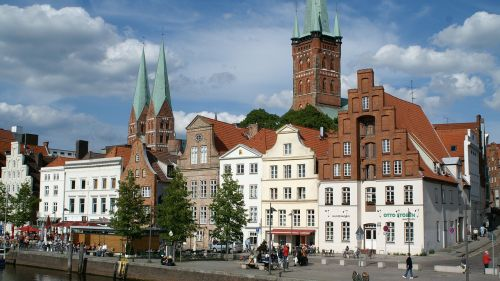lübeck obertrave historically
