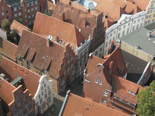 lübeck hanseatic city old town