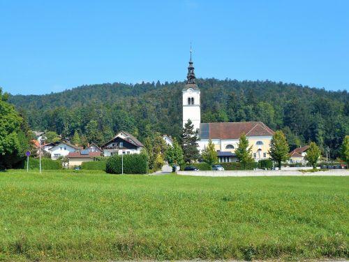 lublijana slovenia landscape