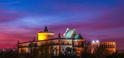 lublin castle west