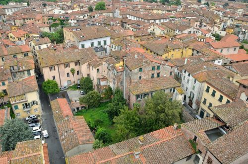 Lucca Town, Italy