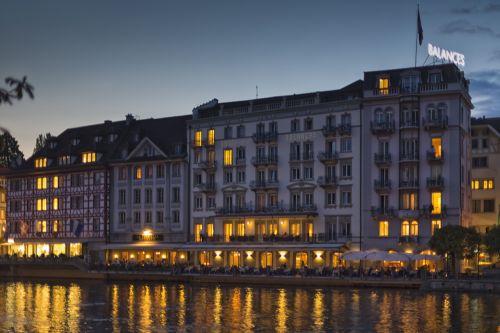 lucerne reuss hotel balance