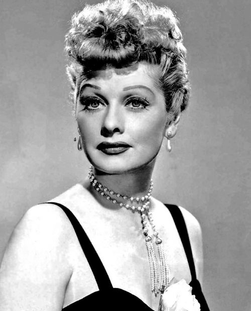 lucille ball actress comedienne