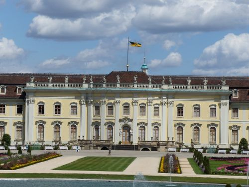 ludwigsburg germany castle park