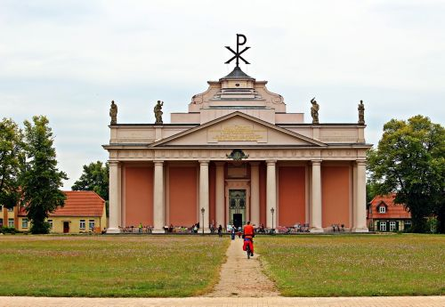 ludwigslust-parchim church chapel