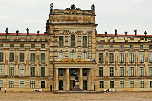ludwigslust-parchim castle barockschloss