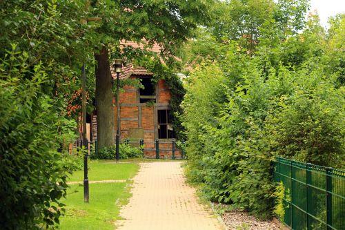 ludwigslust-parchim truss castle park