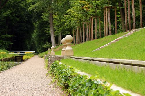 ludwigslust-parchim castle park park