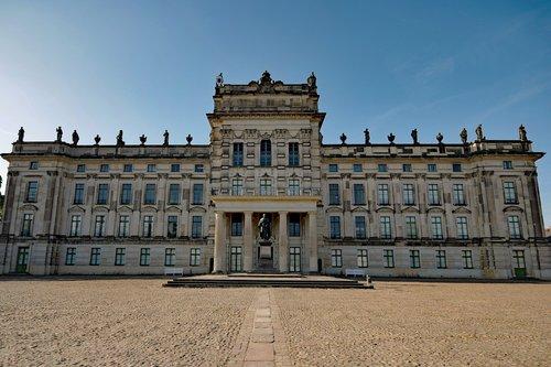 ludwigslust-parchim  mecklenburg western pomerania  castle