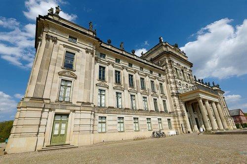 ludwigslust-parchim  castle  architecture