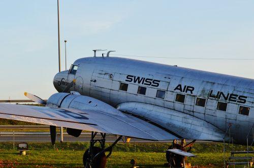 lufthansa old aircraft munich airport