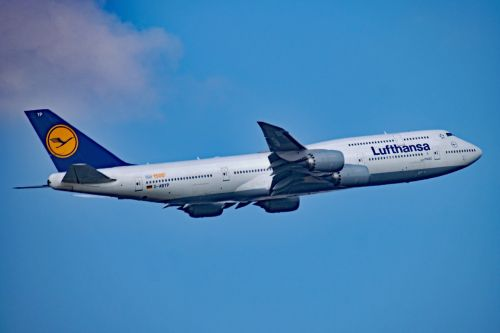 lufthansa aircraft germany