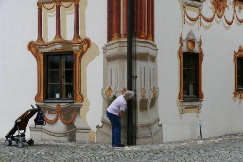 lüftlmalerei lueftelmalerei southern germany