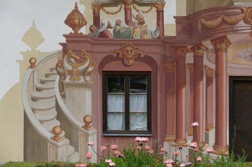 lüftlmalerei poppy lueftelmalerei