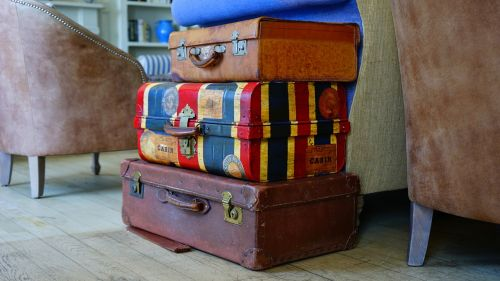 luggage bags suitcase