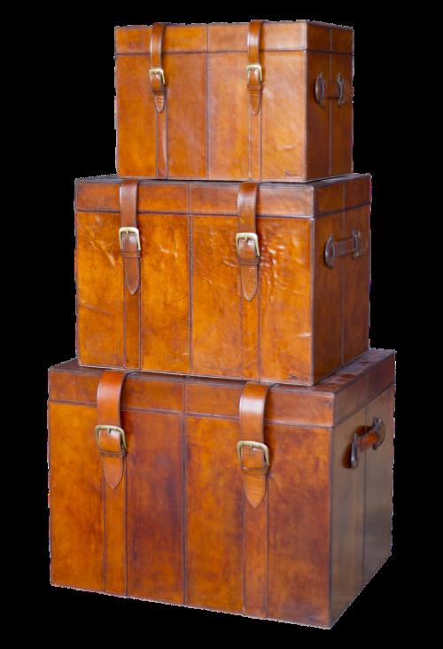 luggage luggage set leather