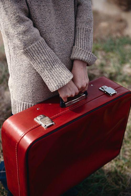 luggage case portfolio