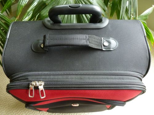 luggage suitcase baggage