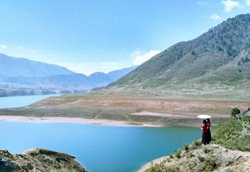 lugu lake the most beautiful literature and art