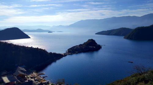 lugu lake mystery distant
