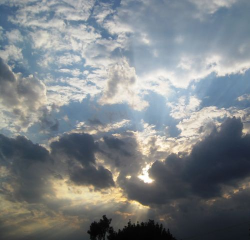 Luminescent Sky