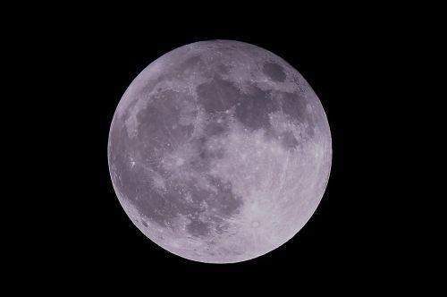 luna planet star