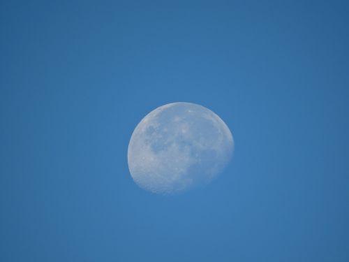 luna moon sky
