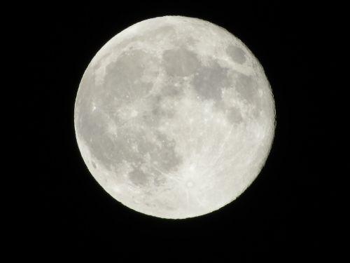 lunar moon astronomy