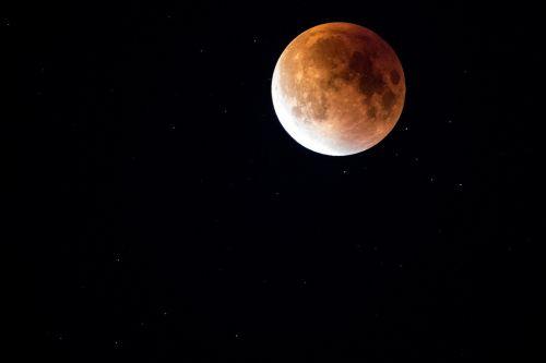 lunar eclipse bloodmoon lunar
