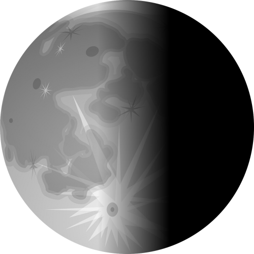 lunar phase moon cycle