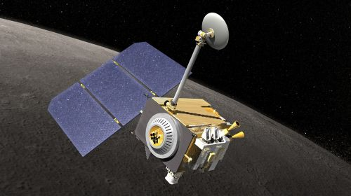 lunar reconnaissance orbiter space cosmos