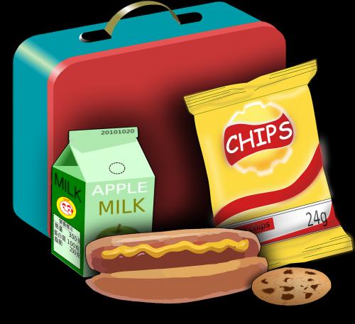 lunchbox lunch set school lunch