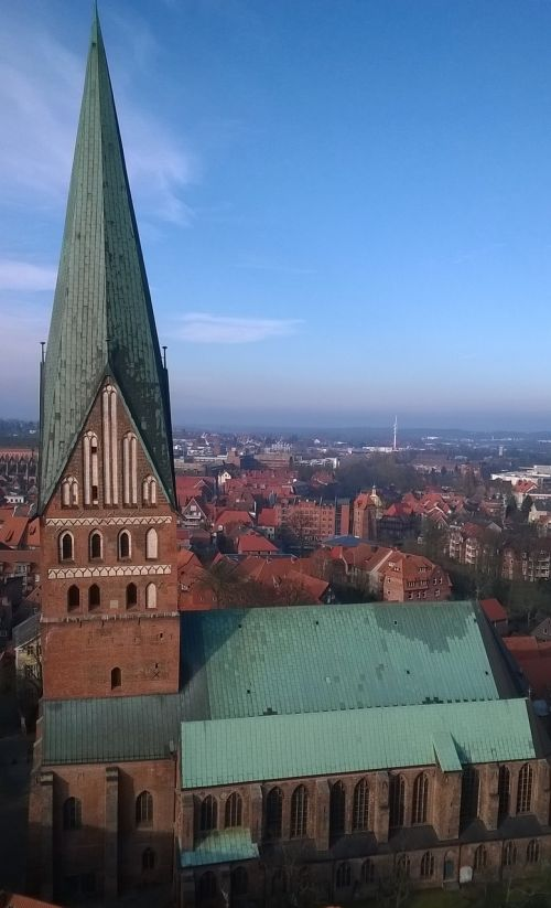 lüneburg church steeple