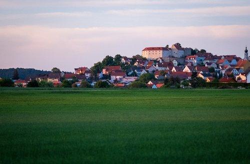 lupburg  village  city