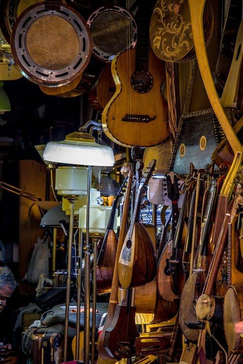 luthier  instrument  music