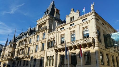 luxembourg luxembourg city palace