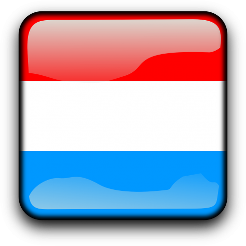 luxembourg flag country