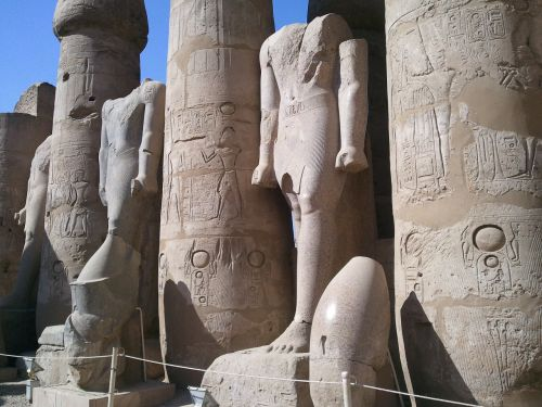 luxor luxor egypt temple