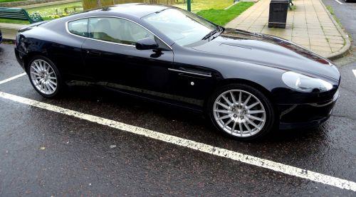Luxurious Aston Martin Car