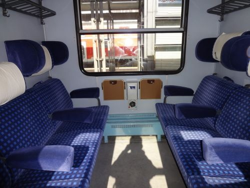 luxury class 1 compartment