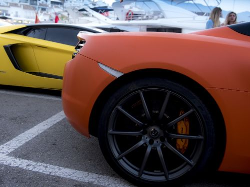 luxury cars wheels