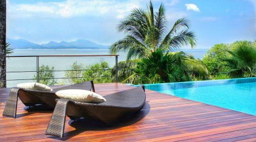 luxury resort ranong