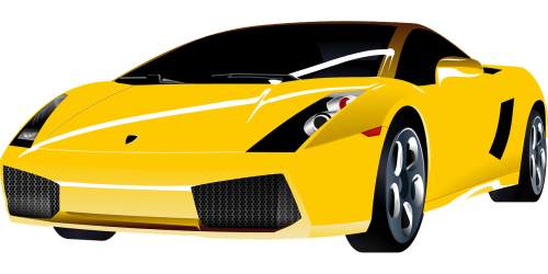 luxury car expensive lamborghini